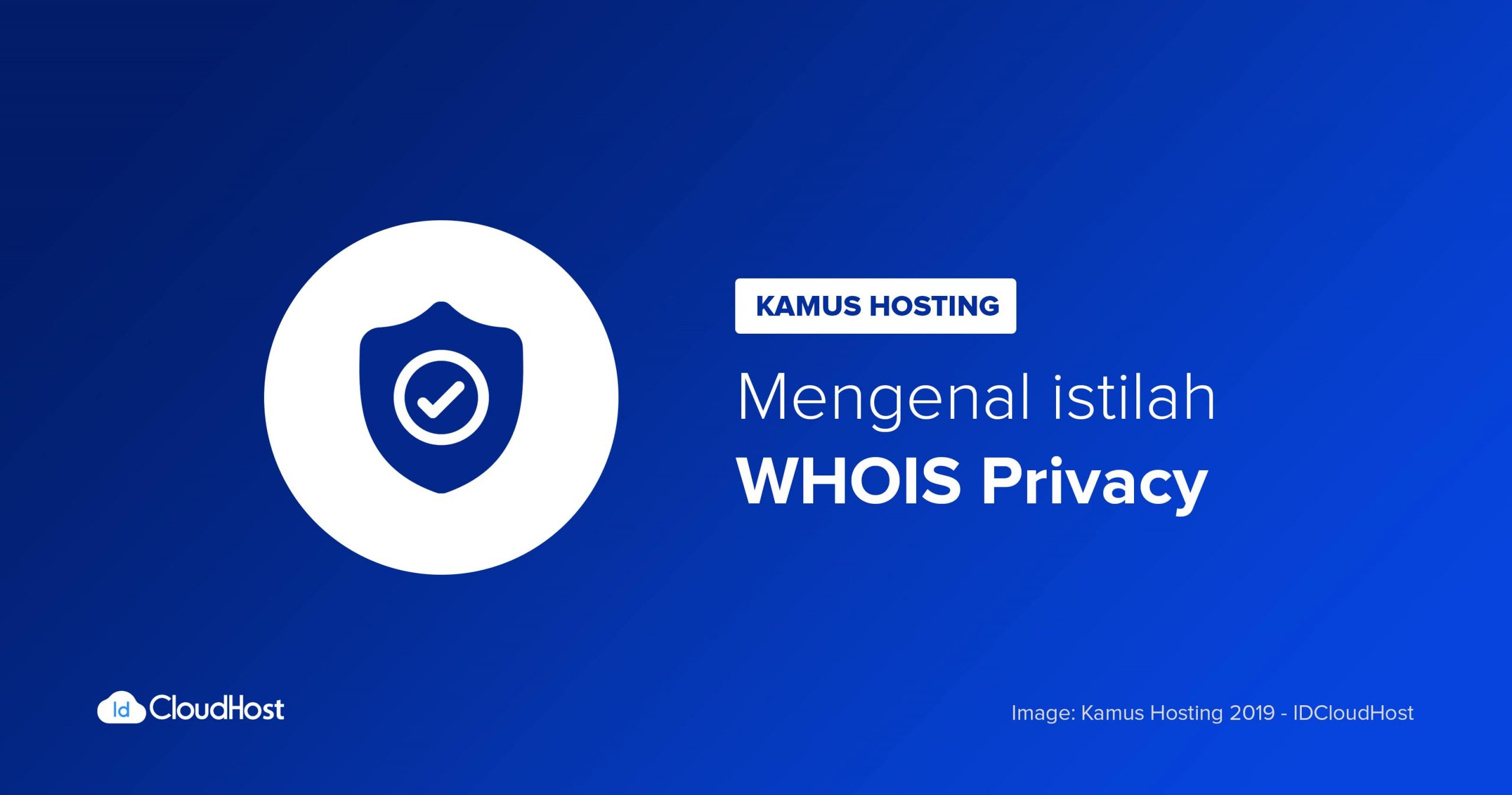 Apa itu Whois Privacy dan apa saja fungsinya